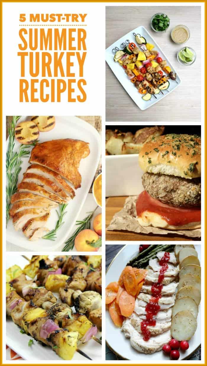 Summer Turkey Recipes