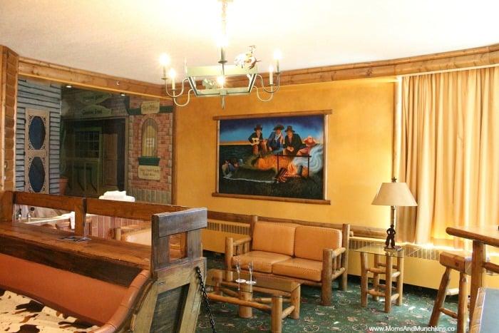 Western Theme Room Fantasyland Hotel
