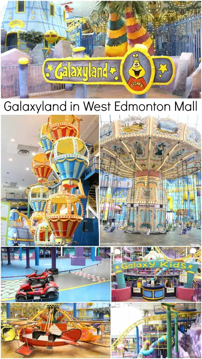 Galaxyland West Edmonton Mall