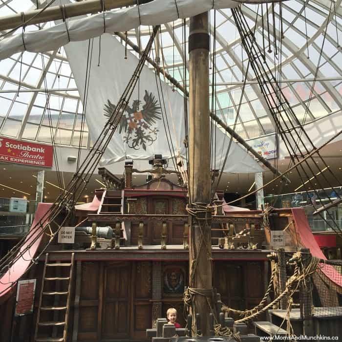 Toyota Santa Maria >> West Edmonton Mall - Family Fun Destination - Moms & Munchkins