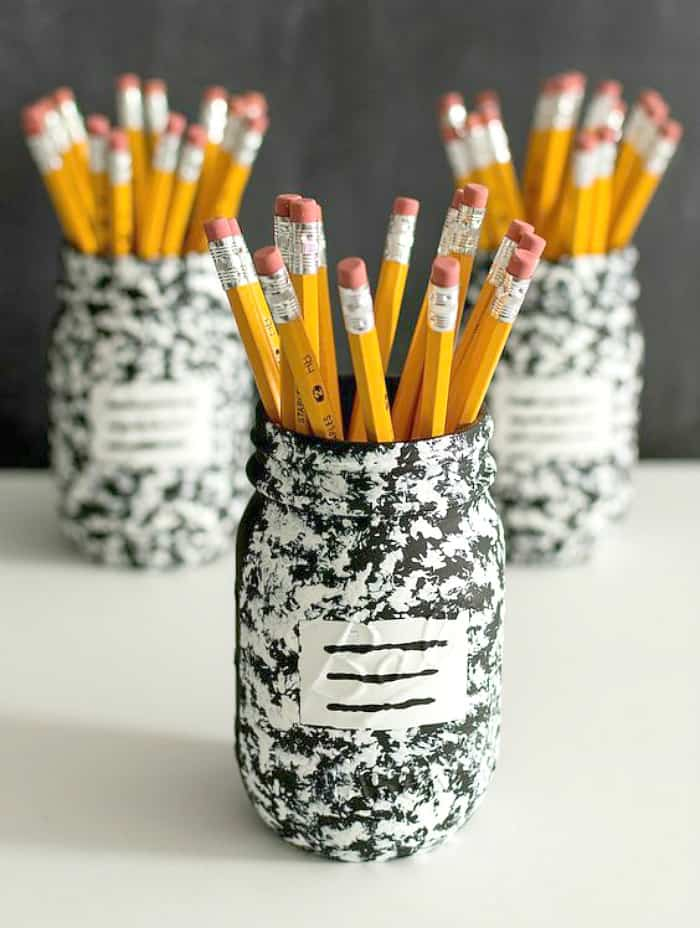 Back To School Party Pencil and Notebooks