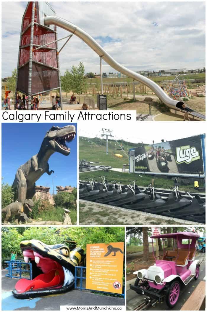 Calgary Family Attractions