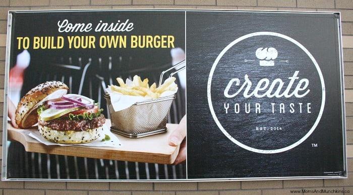 Create Your Taste McDonald's Canada