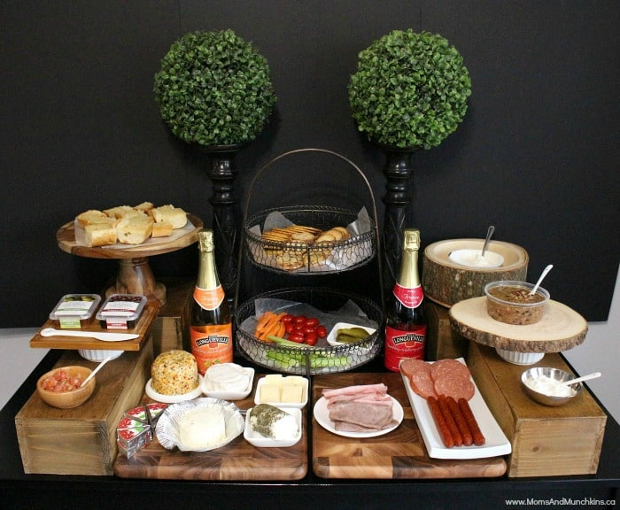 Kid-Friendly Appetizer Bar Ideas