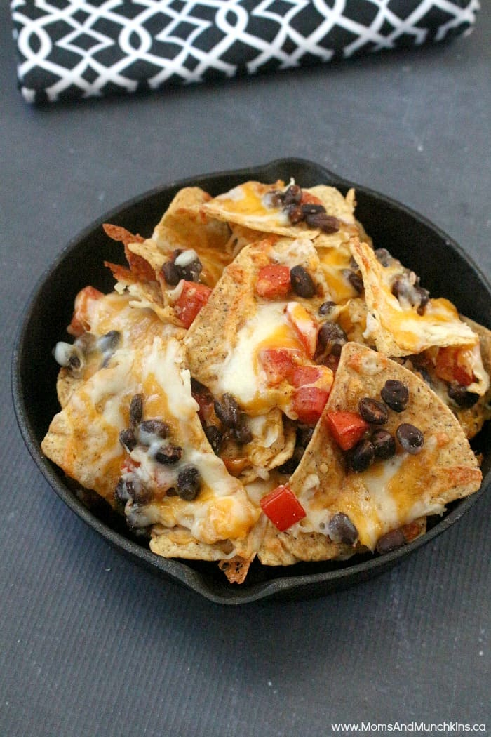 Grilled Picnic Nachos Recipe