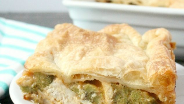 Chicken Broccoli Cheddar Bake
