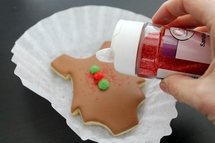 Christmas Cookie Onesie Tutorial - Gingerbread Baby Cookies