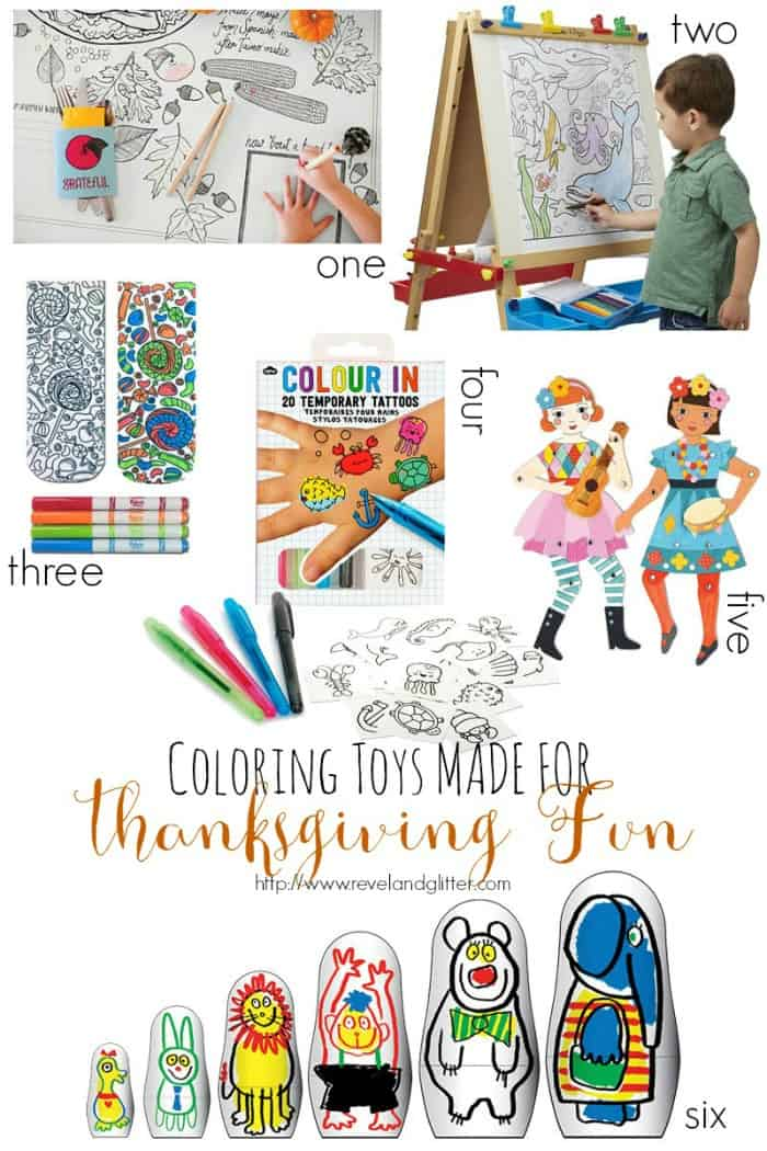 Coloring Toys