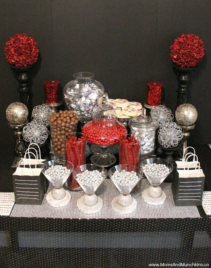 Holiday Candy Bar