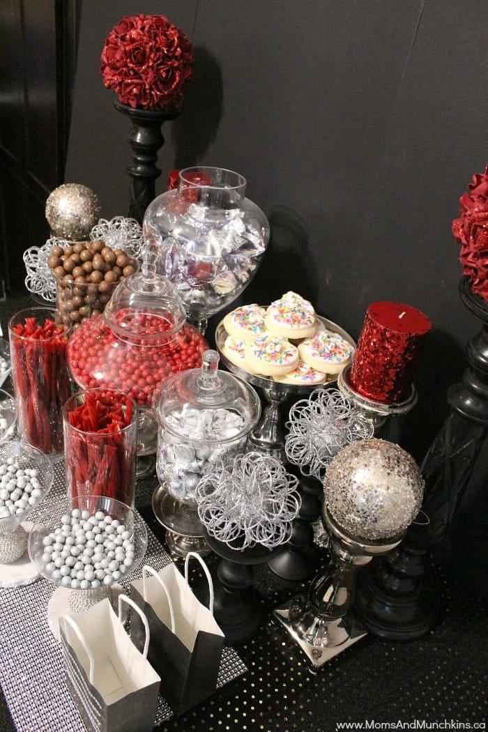 Holiday Candy Bar