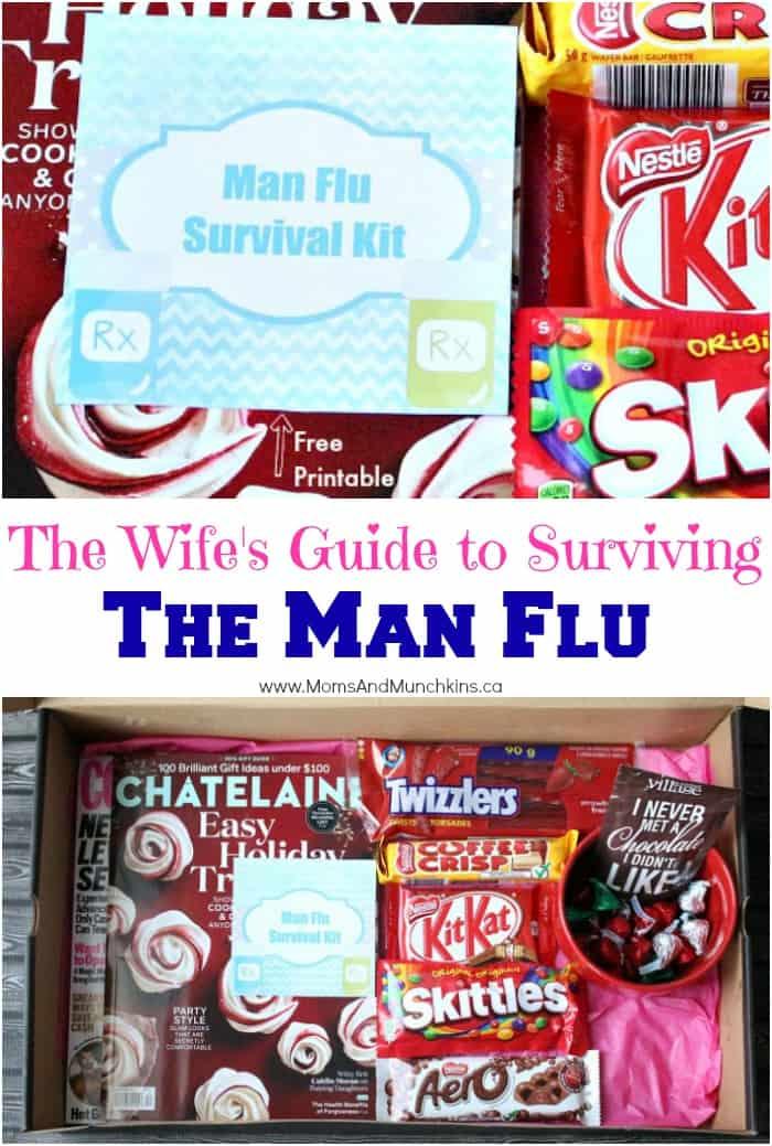 Surviving the Man Flu