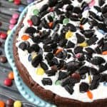Marshmallow Cookie Cake