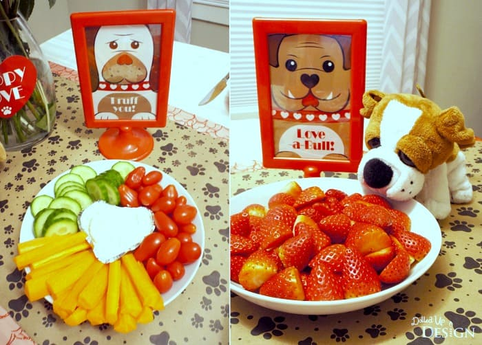 Puppy Love Dinner Party
