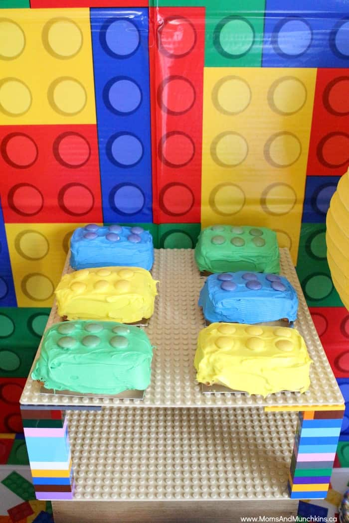 Lego Party Ideas and DIY Projects