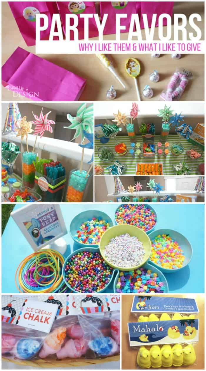 Party Favor Ideas For Kids And Teens Moms Munchkins