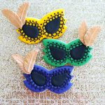 Mardi Gras Mask Cookies Tutorial