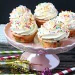 Slumber Party Cupcakes