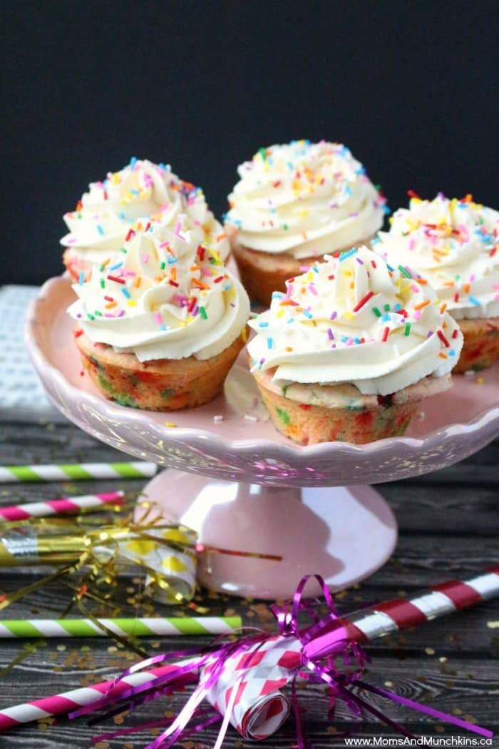 Slumber Party Cupcakes Recipe For Breakfast Or Dessert