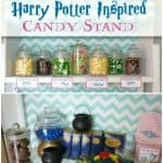 Honeydukes Harry Potter Inspired Candy Stand