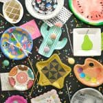 13 Pretty Paper Party Plates