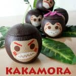 Kakamora Party Cups Tutorial