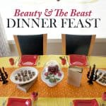 Beauty And The Beast Feast