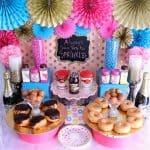 Donut Party Ideas