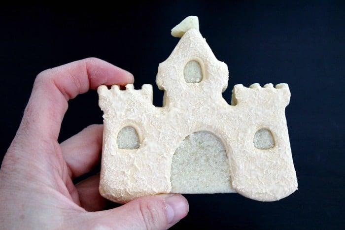 Sand Castle Cookies Tutorial