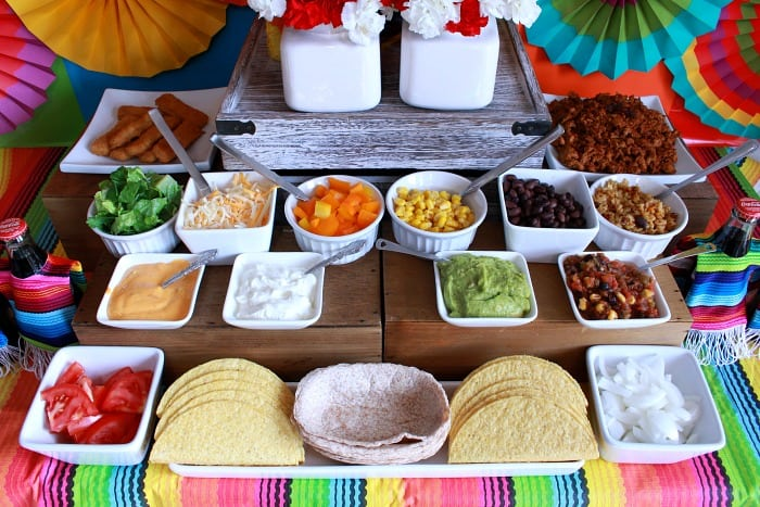 Taco Bar Ideas