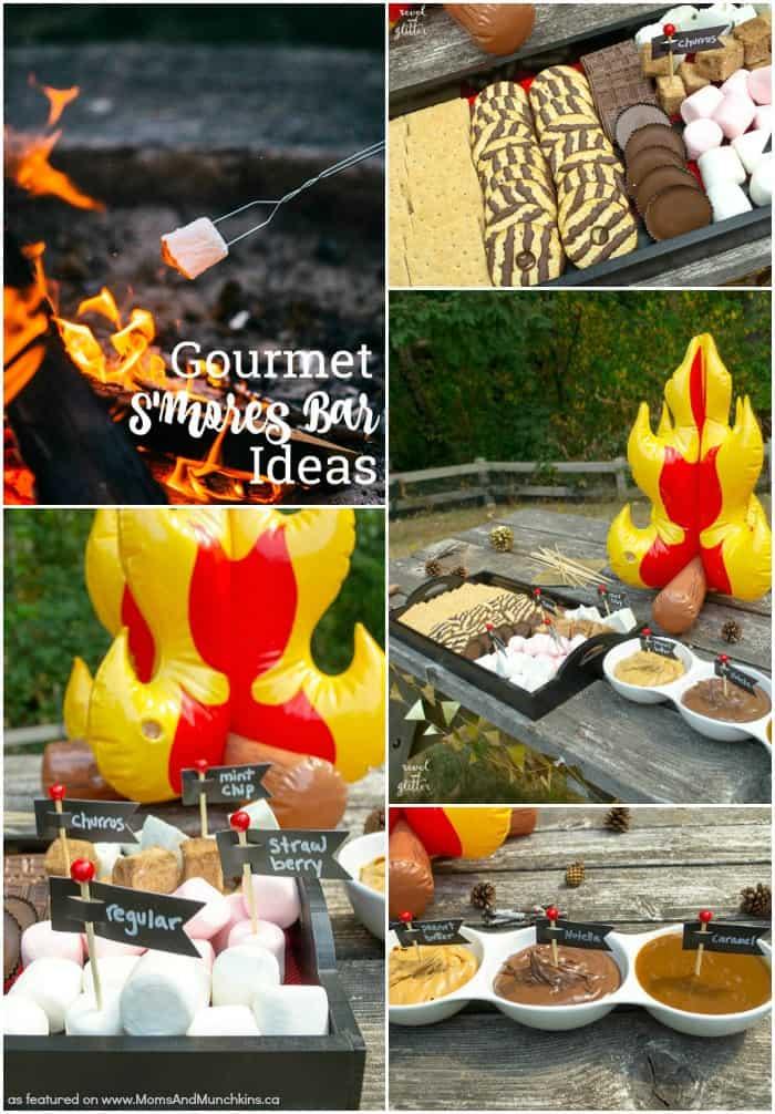 Gourmet S'mores Bar