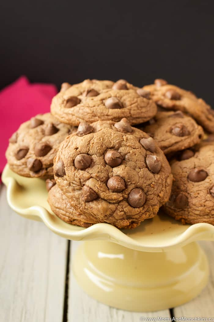 Milk Chocolate Cookies