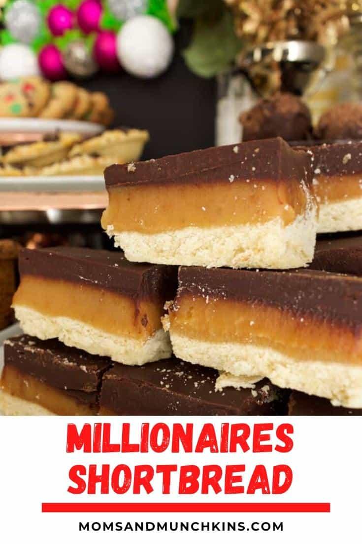 millionaires shortbread recipe