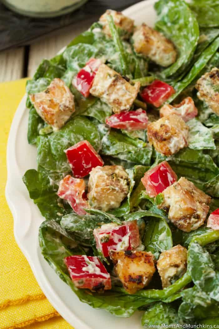 Immunity-Boosting Salad