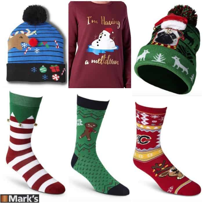 Marks Christmas Items 2017