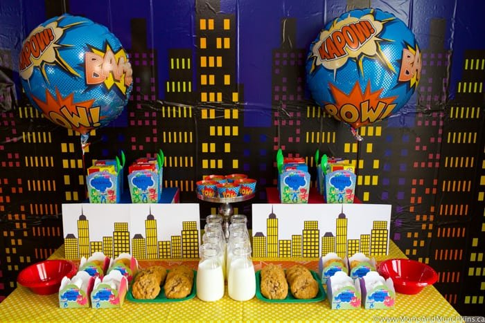 PJ Masks Party Ideas And Printables