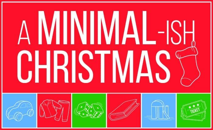 A Minimal-ish Christmas