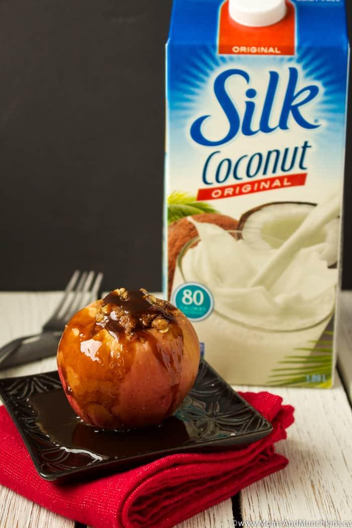 Stuffed Apple Crisp Recipe