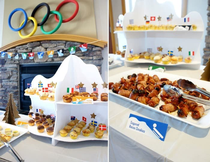 Winter Olympics Party Ideas