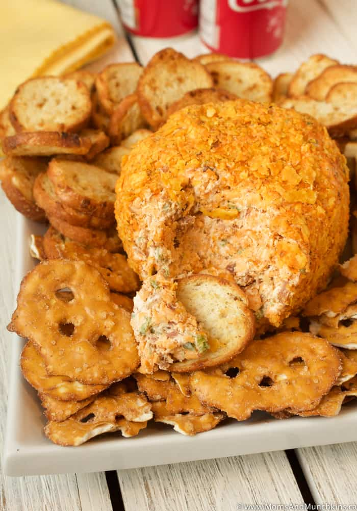 Jalapeno Cheddar Cheese Ball Recipe