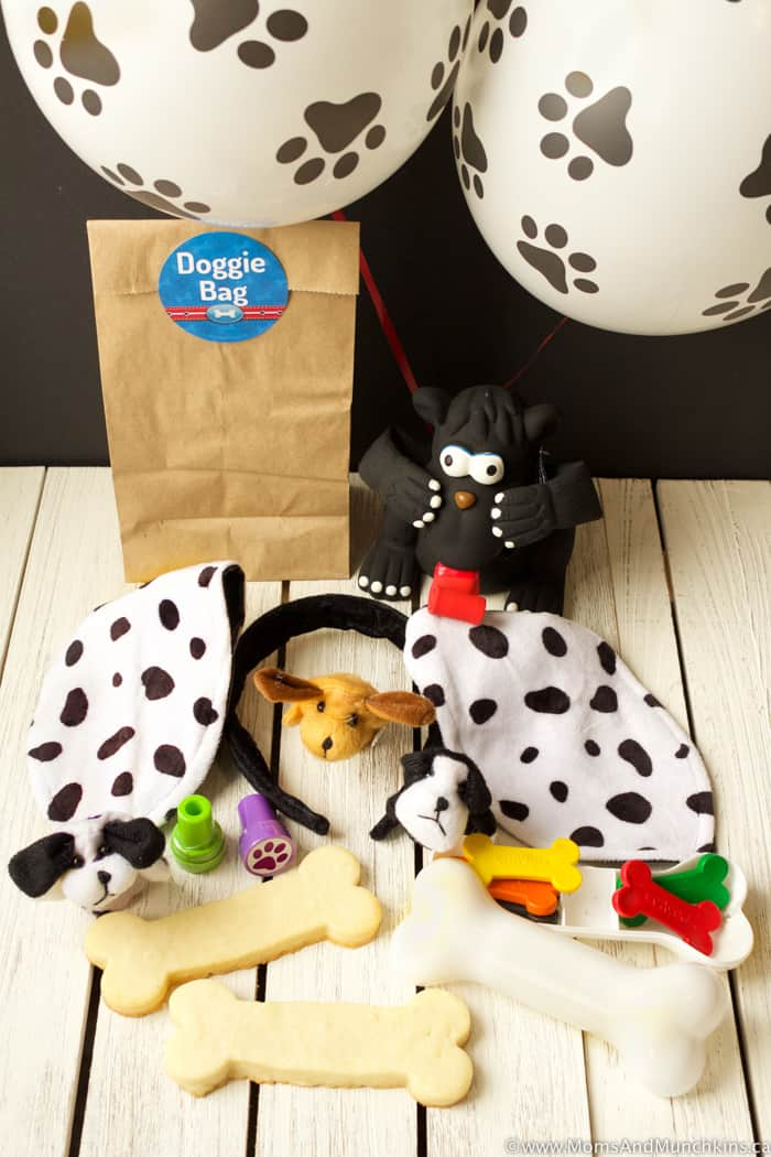 Puppy Pawty Ideas And Free Printables Moms Amp Munchkins