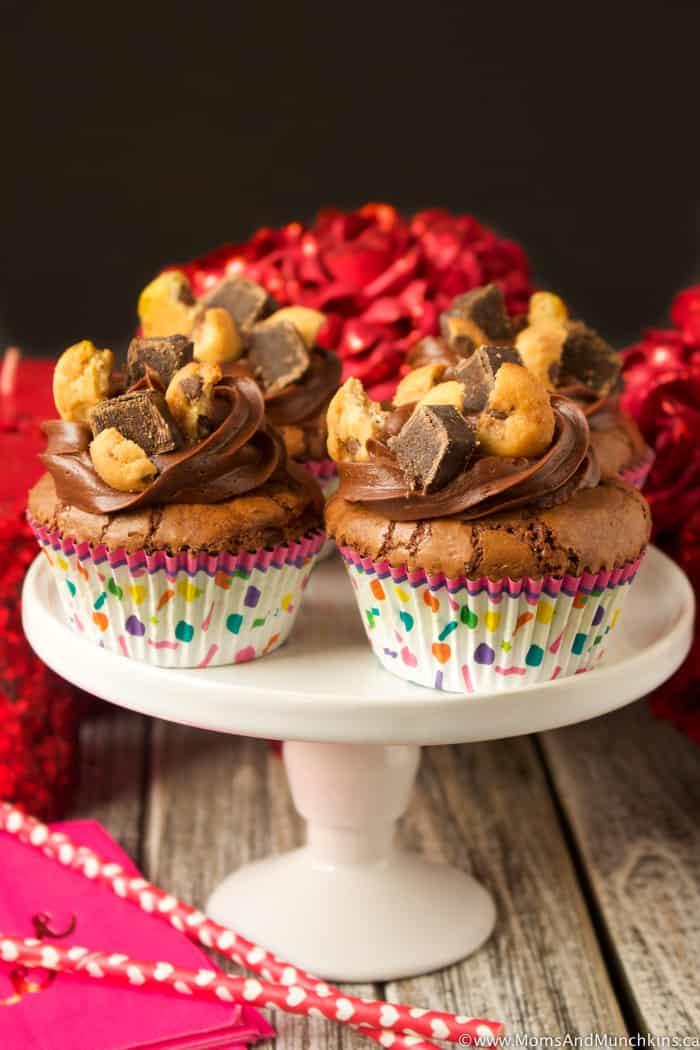 Brookie Cupcakes Recipe
