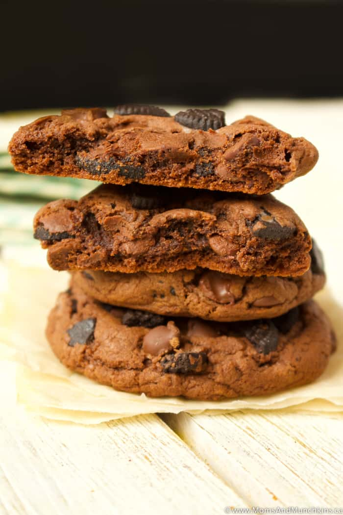 Chocolate Oreo Cookies Recipe
