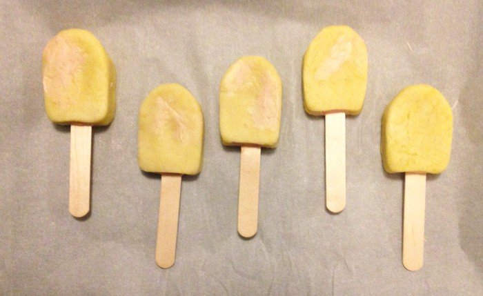 Cake Popsicles Tutorial