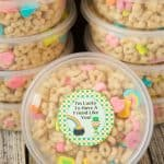 Lucky Charms Tags for St. Patrick's Day