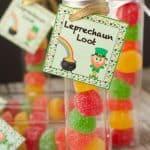 Leprechaun Loot Treat Idea with Free Printable