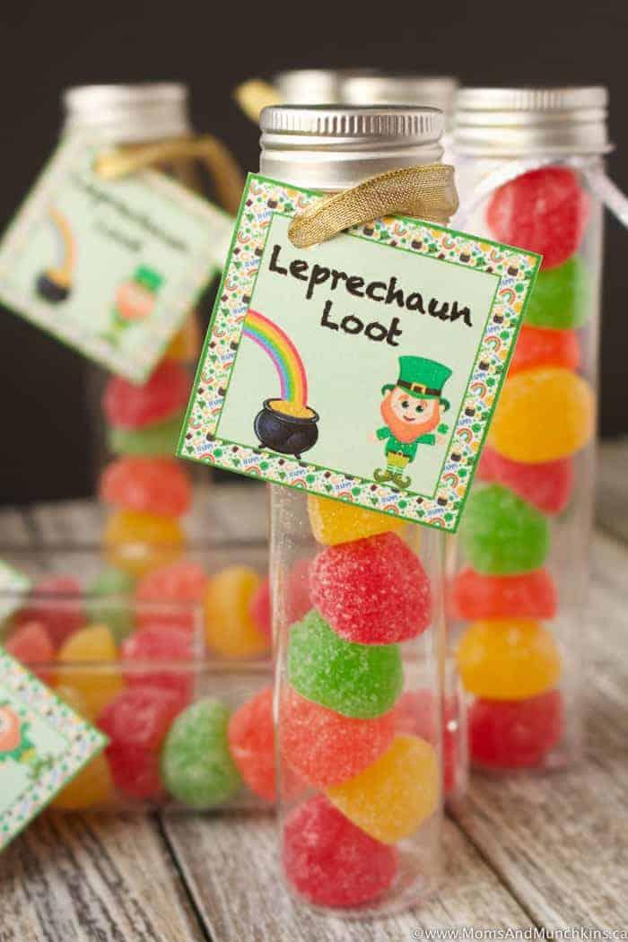 Leprechaun Loot Treat Idea