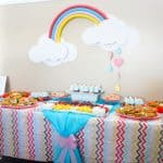 Rainbow Baby Shower Ideas