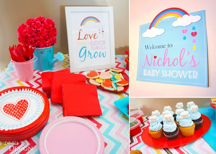 Cute Snack Ideas for a Baby Shower