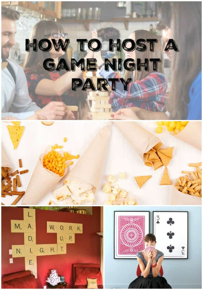 Modern Board Game Night Ideas