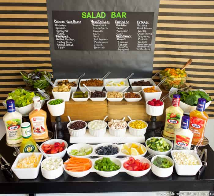 Ultimate Salad Bar